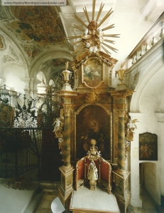 Altar of the Virgin Mary(From private collection of Mystery Worshiper)